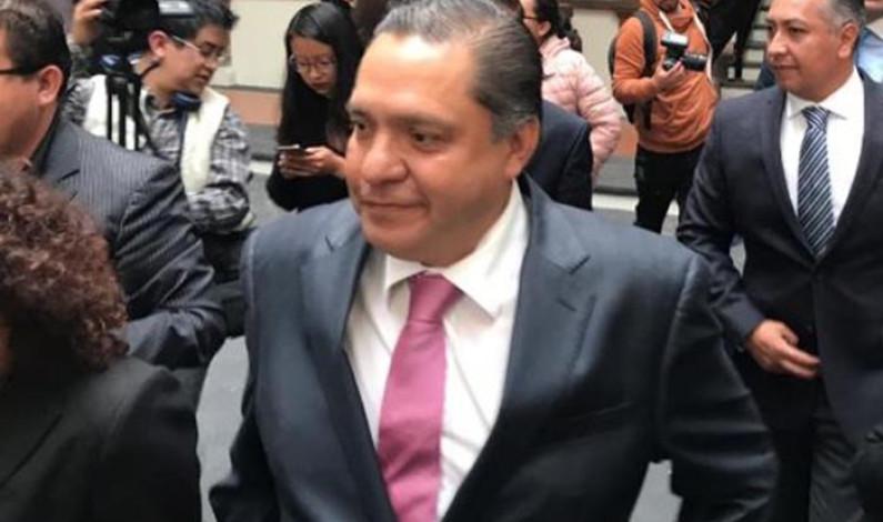 Dejó Ricardo Moreno la Secretaría del Ayuntamiento de Toluca