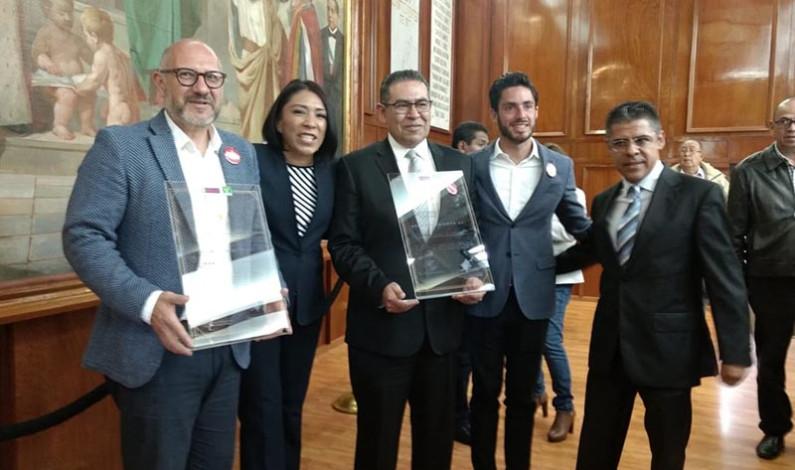 Celebran 40 aniversario del INAH en Edomex