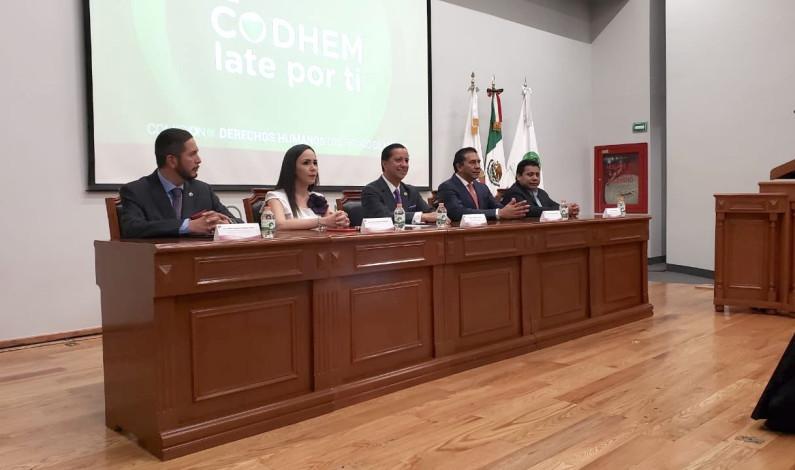 Es Toluca primer municipio en cumplir Recomendación General 1/2018