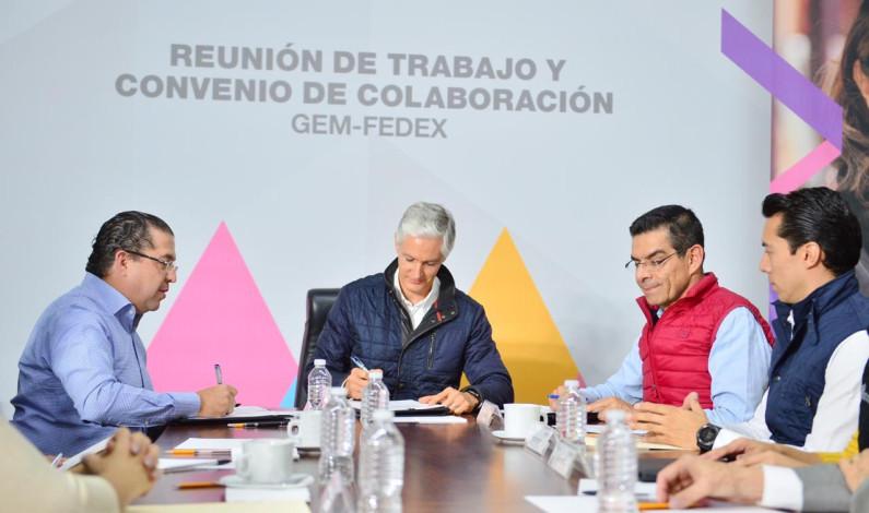Ofrece FEDEX descuentos a empresas mexiquenses