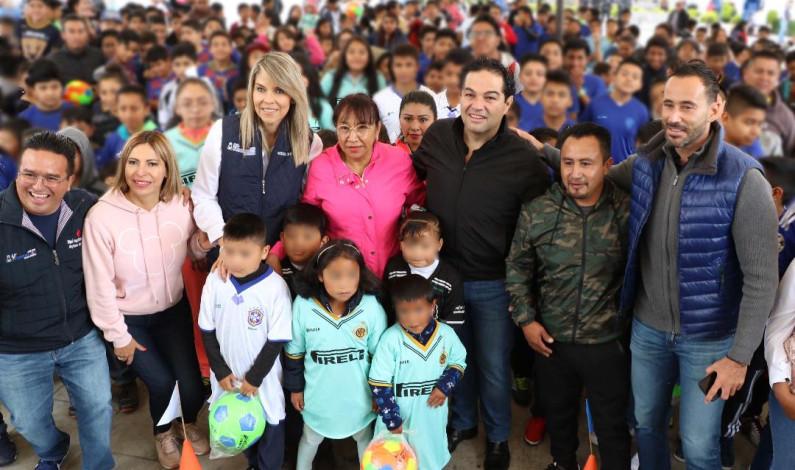 Fortalecerá Huixquilucan práctica deportiva con becas