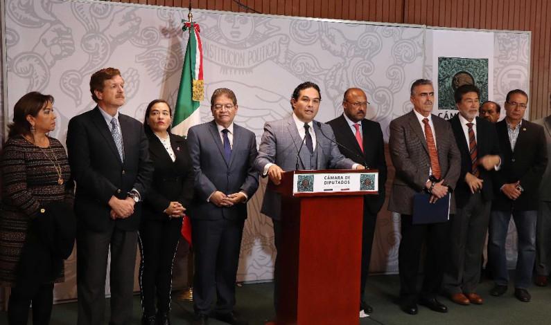 Demandan alcaldes recursos federales para seguridad en municipios