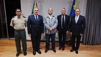 Gobernador despide a Daniel Velasco