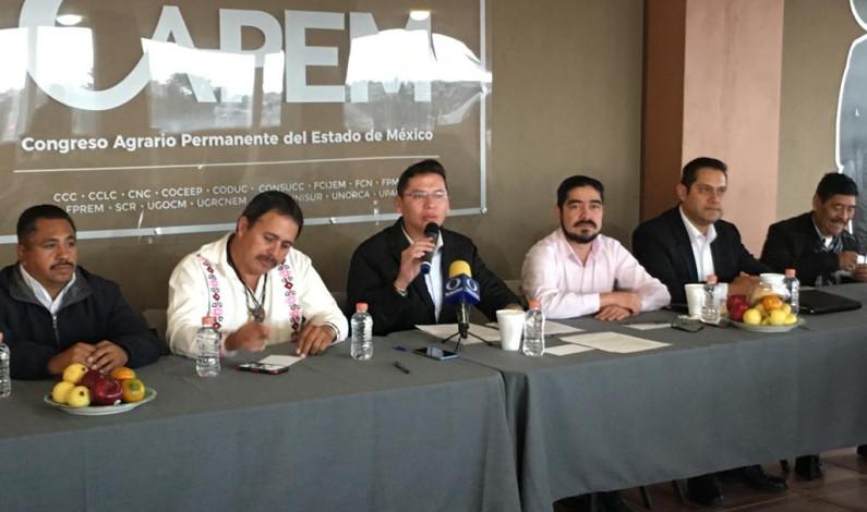 Preocupa a campesinos recorte de 20 mil millones de pesos