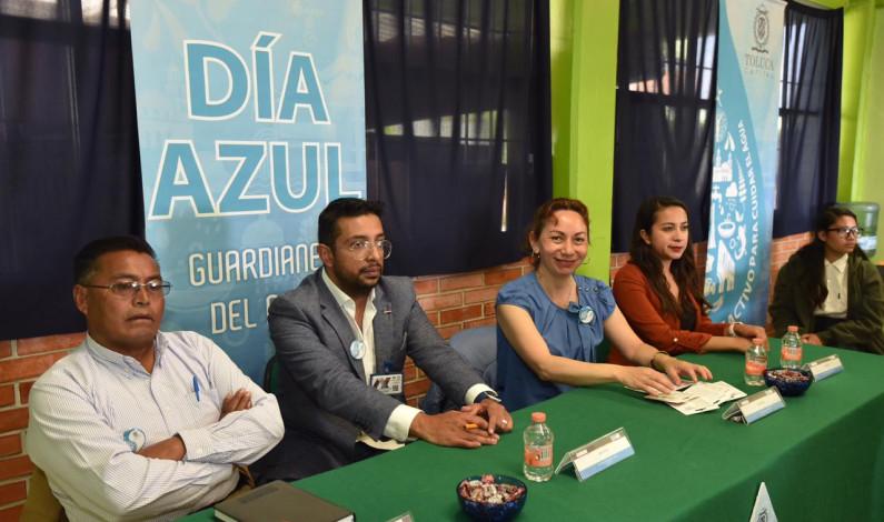 Suman a bachilleres de Toluca al cuidado del agua*
