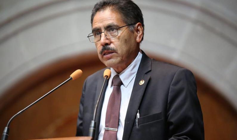 Advierte diputado Emiliano Aguirre serio conflicto por agua en Chimalhuacán