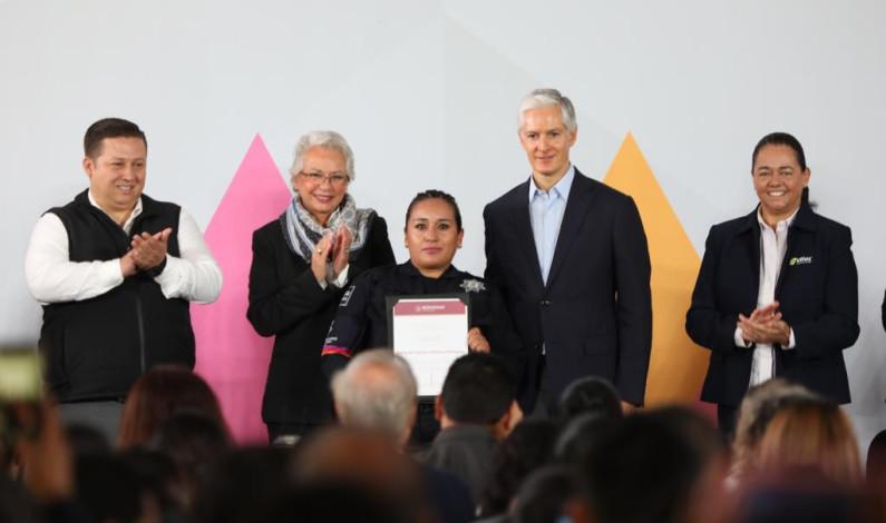 Abren Puerta Violeta contra violencia de género