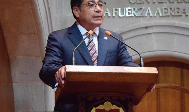 Propone PRI reformas para nombrar titular del OSFEM