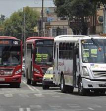 Pondrá orden Juan Rodolfo al transporte público