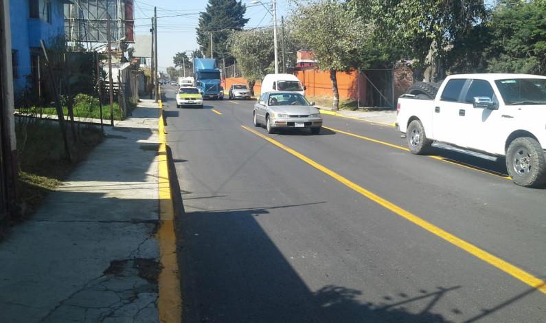 Rehabilita Toluca más de 300 kilómetros de calles