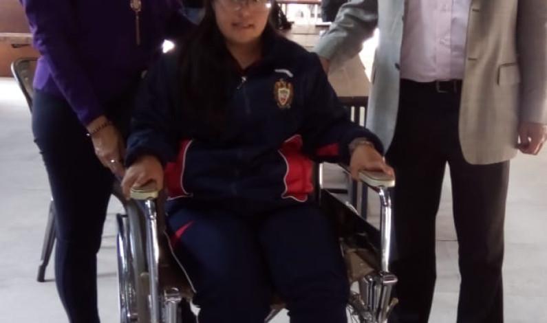 Reconocen talento de personas con discapacidad