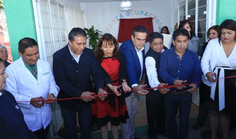 Entregan Casita de Rehabilitación de San Pedro Totoltepec