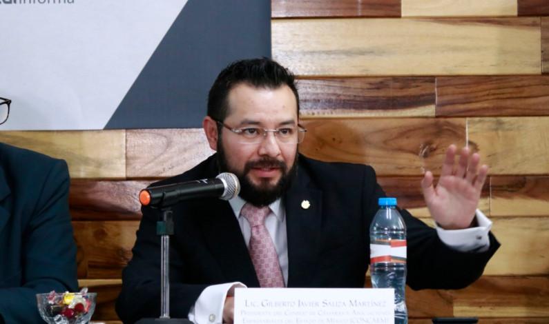 Advierte Sauza retos para México derivados del T-MEC