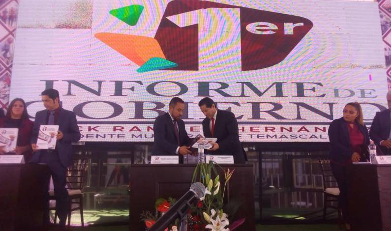 Vive Temascaltepec transformación pacífica y transparente