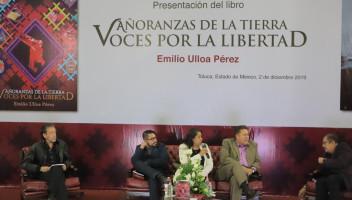 Clama Ulloa Pérez Voces de Libertad