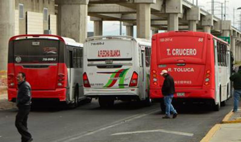 Repudian ciudadanos aumento al transporte