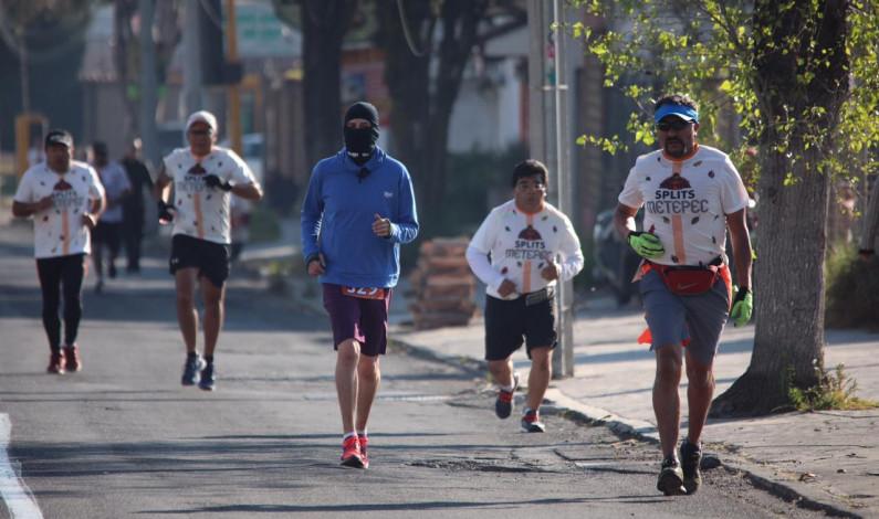 Más de 300 disputaron la Carrera del Pavo en Metepec