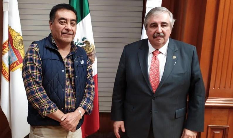 Trabajo conjunto entre Almoloya de Juárez y el Poder Judicial