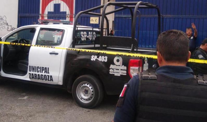 Intentan asaltar y resulta uno muerto y otro detenido en Atizapán de Zaragoza