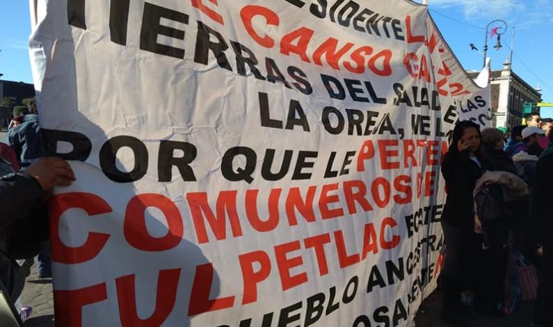 Denuncian que alcalde de Ecatepec protege grupo delictivo