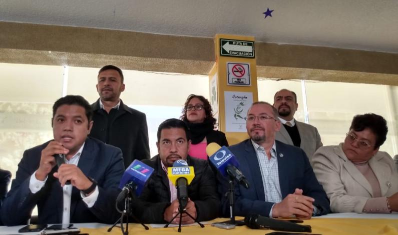 Aclara alcalde suplente de Ocuilan que él no oculta nada