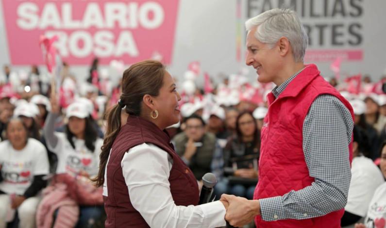 Trabajo coordinado Otzolotepec-Edomex a favor de ciudadanos