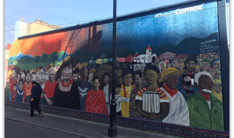 Rescata Toluca espacios urbanos e impulsa el arte