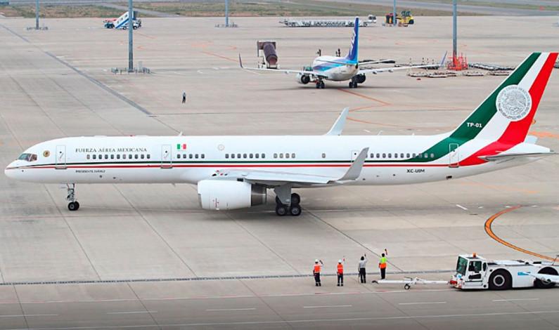 Fracasó la venta del Avión Presidencial