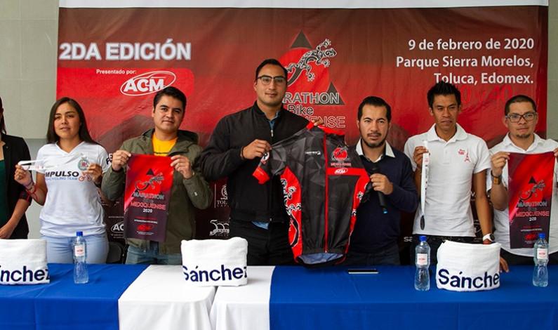 Convocan a prueba de ciclismo de montaña en Toluca