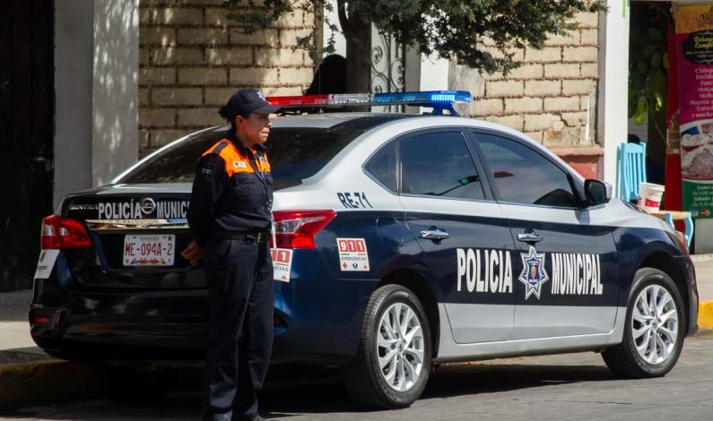Protegen a mujeres de Metepec ante alerta de género