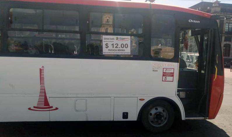 Ignoran diputados realidad del transporte: Canapat