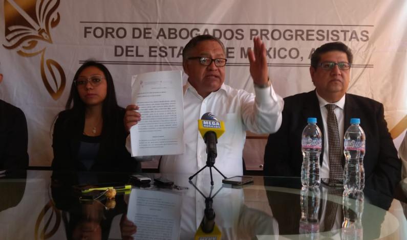 """Interponen abogados amparo contra """"tarifazo"""""""