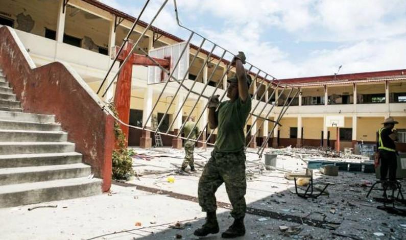 Pedirá PAN cuentas claras sobre reconstrucción de escuelas
