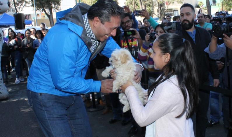 Anuncia alcalde de Toluca inversión para mejorar Centro de Bienestar Animal