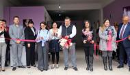 Instala Nicolás Romero Puerta Violeta para mujeres violentadas