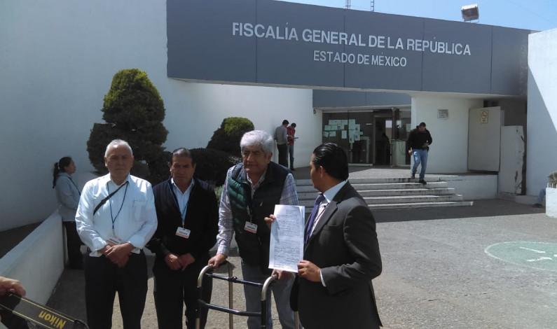 Denuncian por fraude a la SCT en obras del Tren Interurbano México-Toluca