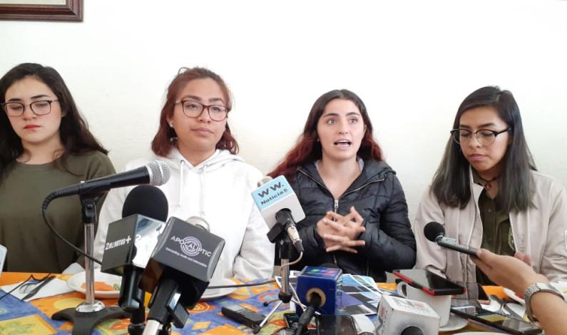 De frente, alumnas de UAEM ratifican denuncias sobre acoso