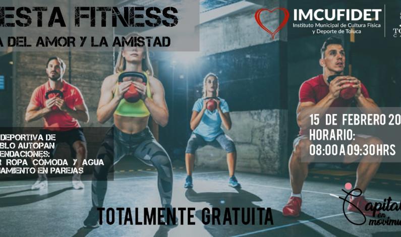 Propone Toluca jornada deportiva para celebrar el Amor y la Amistad