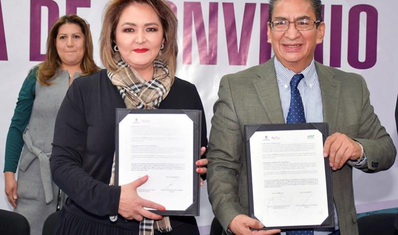 Firman convenio general de colaboración contra la corrupción