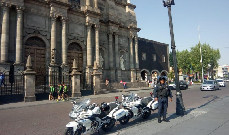 Emprende policía de Toluca operativo para proteger a enamorados