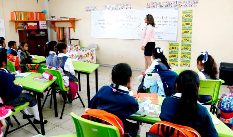Inicia en Edomex proceso de preinscripción educativo