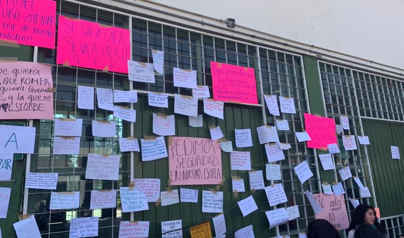 Denuncian profesores acosadores, discriminadores y abusadores en Preparatoria de UAEM
