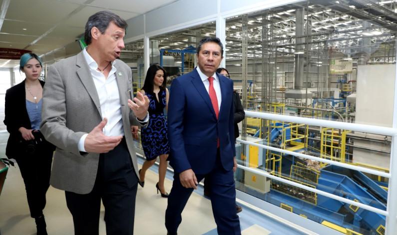 El compromiso con el medio ambiente se ve en los presupuestos: Juan Rodolfo