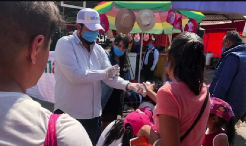 Desaparecen autoridades ante coronavirus