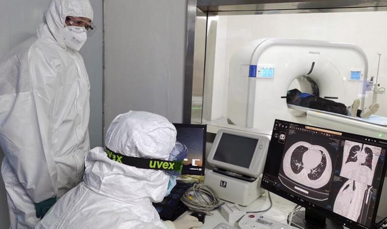Hay 157 enfermos de COVID-19 pero únicamente 30 hospitalizados