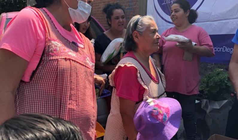 Se unen a favor de los más pobres de Tlalnepantla