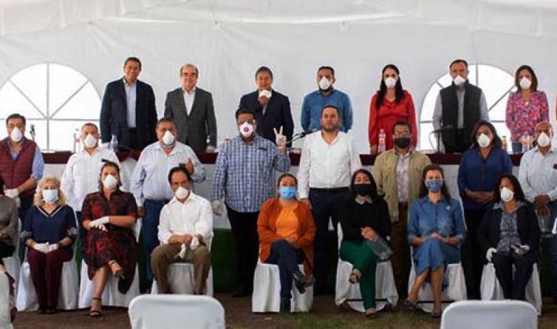 Llama Higinio Martínez a la acción contra pandemia