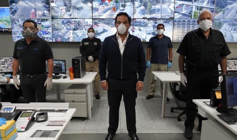 Encuesta ubica a Huixquilucan dentro de los más seguros