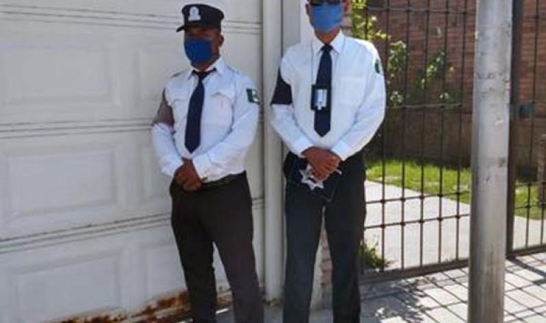 Causan baja algunos cadetes del Colegio de Policía