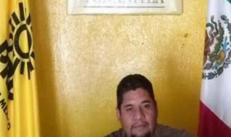 Condena PRD asesinato de regidor en Tonanitla